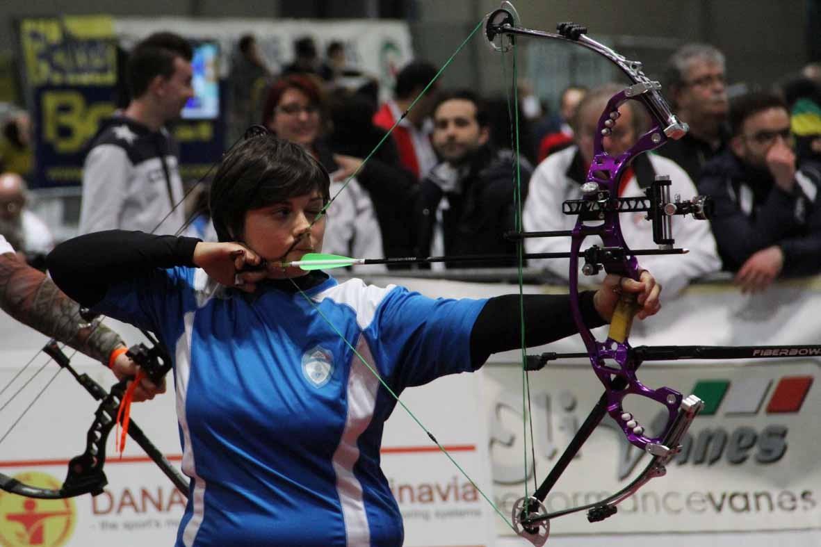 Eleonora Sarti in una foto di Stefano Marino Fransoni